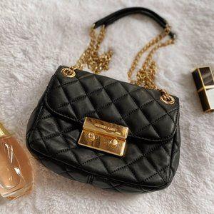 Michael Kors Sloan Quilted Leather Shoulder Bag